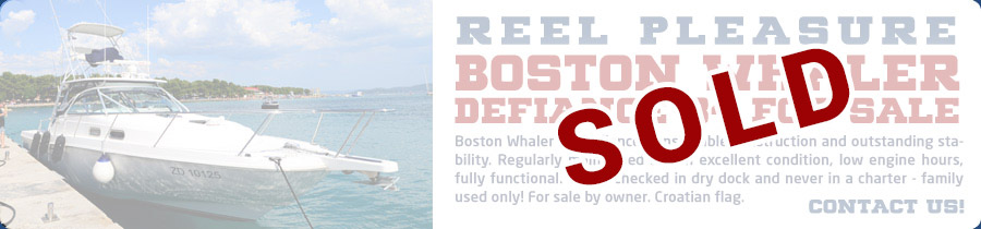 Boston Whaler Defiance For Sale